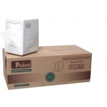 Салфетки диспенсерные Eco Point, 1 слой, 21 х 17 см, 1500 шт