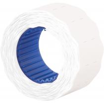 Этикетки-ценники фигурные Economix 26х12 мм белые (500 шт./рул.), E21304-14