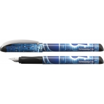 Ручка перьевая SCHNEIDER GLAM, синяя