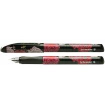 Ручка перьевая (без картриджа) SCHNEIDER GLAM, голубая