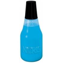 Фарба штемпельна спец., NORIS 110 ультрафіолетова на водній основі, 25 мл, синя