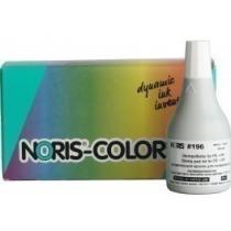 Фарба штемпельна спец., NORIS 196 на спиртовій основі для пластика та поліетилена, 50 мл, біла