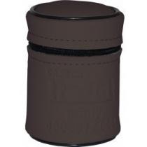 Футляр для оснастки TRODAT 4640, 4642, замша, маленький, коричневый