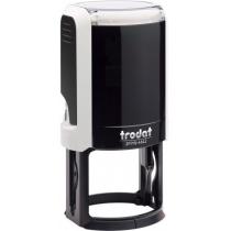 Оснастка автомат., TRODAT 4642, пласт., для печатки d 42 мм, біла