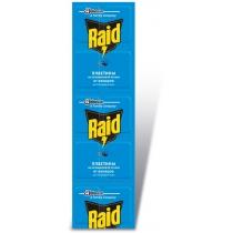 Ламин пластины для фумигатора Raid 10 шт