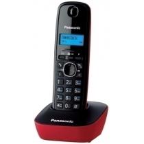 Радиотелефон DECT KX-TG1611UAH, красный