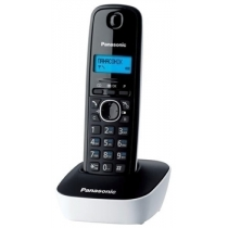 Радиотелефон DECT KX-TG1611UAW, белый