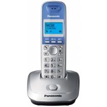 Радиотелефон DECT KX-TG2511UAS, серебро