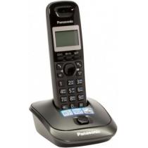 Радиотелефон DECT KX-TG2511UAT, титан