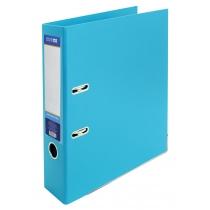 Папка-регистратор А4 LUX Economix, 70 мм, голубая