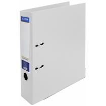 Папка-регистратор А4 LUX Economix, 70 мм, белая
