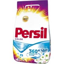 Пральний порошок Persil автомат Колор Перлини свіжості Silan 3 кг