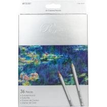 """Карандаши цветные """"Raffine"""", 36 цветов, шестиугольные, 3,2 мм"""