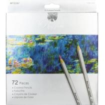 """Карандаши цветные """"Raffine"""", 72 цветов, шестиугольные, 3,2 мм"""