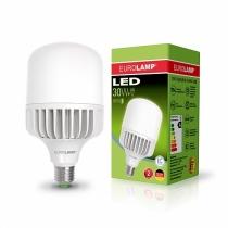 Лампа светодиодная сверхмощная 30W E27 6500K, EUROLAMP
