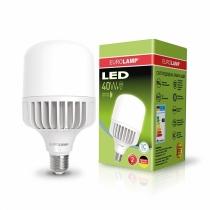 Лампа светодиодная сверхмощная 40W E27 6500K, EUROLAMP