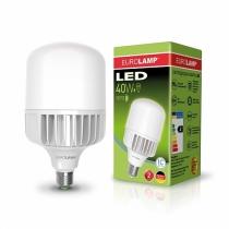 Лампа светодиодная сверхмощная 40W E40 6500K, EUROLAMP
