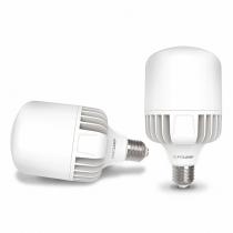 Лампа светодиодная сверхмощная 70W E40 6500K, EUROLAMP