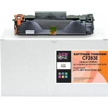Картридж тонерный NewTone для HP LJ Pro M125/127/201/225 аналог CF283A Black (CF283E)