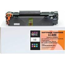 Картридж тонерный NewTone для HP LJ P1102/M1132/M1212 Canon 725 аналог CE285A Black (LC48E)