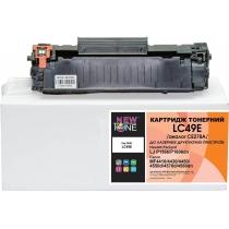 Картридж тонерный NewTone для HP LJ P1566/1606/M1536, Canon 728 аналог CE278A Black (LC49E)