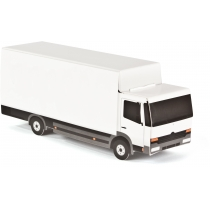 Картоння модель фургона, 10 см x 7 см х 24.5 см