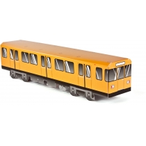 "Модель вагона метро ""BERLIN"", 10.4 см x 8.2 см х 40.9 см"