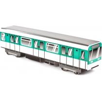 Модель вагона метро Paris, 10.4 см x 8.2 см х 40.9 см