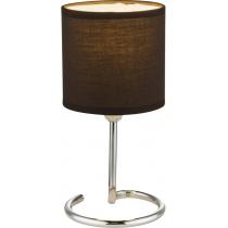 Лампа настільна (24639DB) Globo 40 Вт E14 коричнева