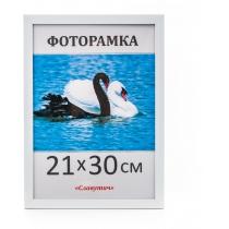 Фоторамка А4, 21*30, 1611-14, белая