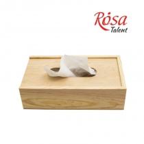 Салфетница  деревянная, 24х14х7см, ROSA TALENT