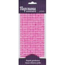 Жемчужины самоклеющие, Розовые, 5мм, 375шт, ROSA TALENT