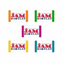 Пластика Jam Clay, Зефир (Белый), 20г