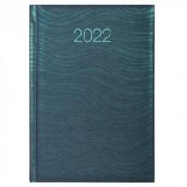 Ежедневник датированный 2020, SEA, зеленый (изумруд), А5
