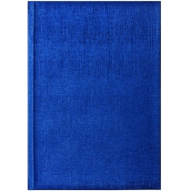 Щоденник датований 2018, GALA, синій, А5