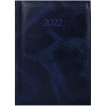 Ежедневник датированный, PRIME, синий, А5