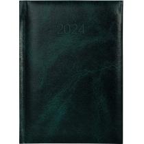 Ежедневник датированный 2019, PRIME, зеленый, А5