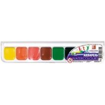 """Акварель """"Класика""""/""""Акваріум"""", 8 кольорів"""