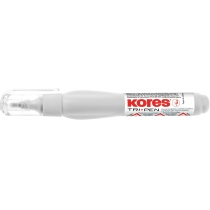 Корректор-ручка Kores Tri Pen, металл. кончик, 10 г