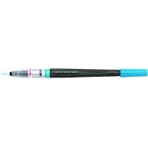 """Пензлик з акварельною фарбою для малювання """"Color Brush"""" блакитний"""
