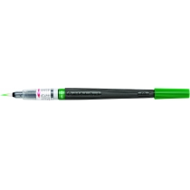 """Пензлик з акварельною фарбою для малювання """"Color Brush"""" зелений"""
