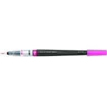 """Кисть с акварельной краской для рисования """"Color Brush"""", розовый"""
