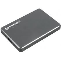 """Жесткий диск TRANSCEND 1TB TS1TSJ25C3N USB 3.0 StoreJet 2.5"""""""