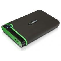 """Жесткий диск TRANSCEND 1TB TS1TSJ25MC USB 3.0 StoreJet 2.5"""" Military"""