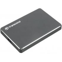 "Жорсткий диск TRANSCEND 2TB TS2TSJ25C3N USB 3.0 StoreJet 2.5"" Gray"