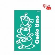 Трафарет многоразовый самоклеющийся, №2900, 13 * 20см, Серия