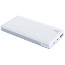 УМБ DIGI 10000 mAh QC 2.0 (LP-107) White