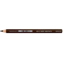 Карандаш акварельный MONDELUZ dark brown / темно-коричневый