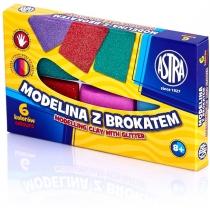 Моделін з парчею 6 кольорів