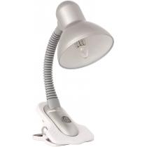 Лампа настільна HR-60-SR SUZI Kanlux 60 Вт E27 срібна